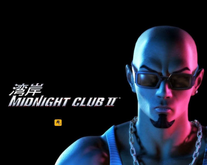 Midnight club 2 - Golden boys