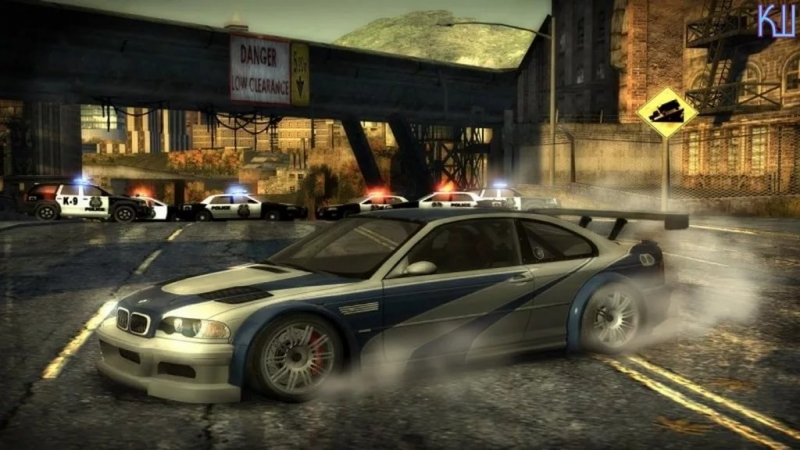 мост вантед - Need for Speed