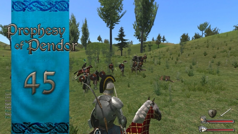 "Mount and Blade - 2 из""Prophesy of Pendor"""