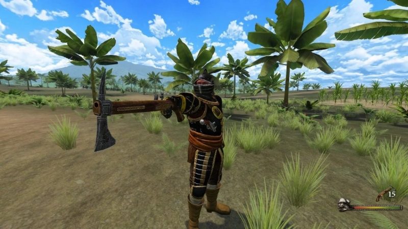 Mount and Blade - Caribbean