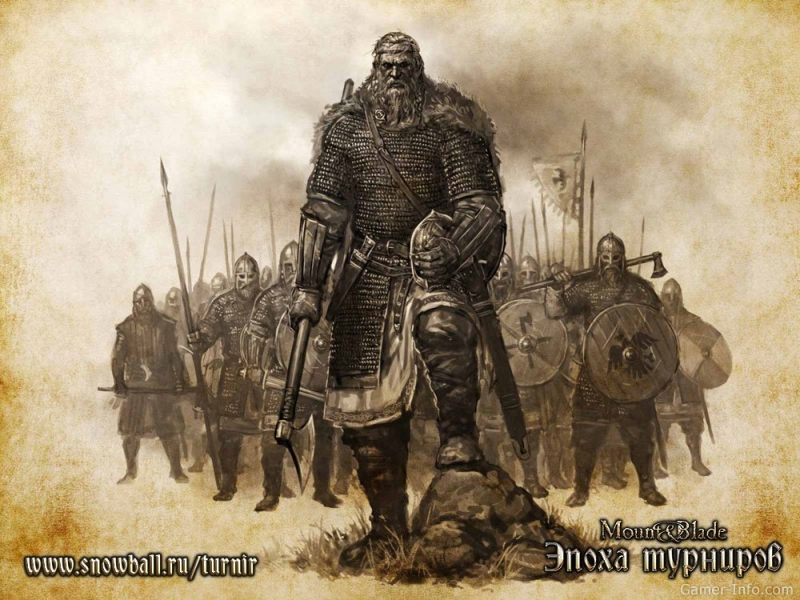 Mount and Blade - Fight as Nord