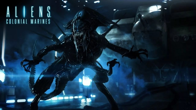 muzon46 - Aliens Colonial Marines