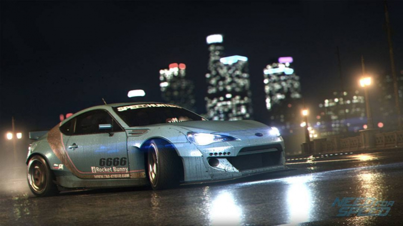 Need For Speed - Dynamite MC - Bounce