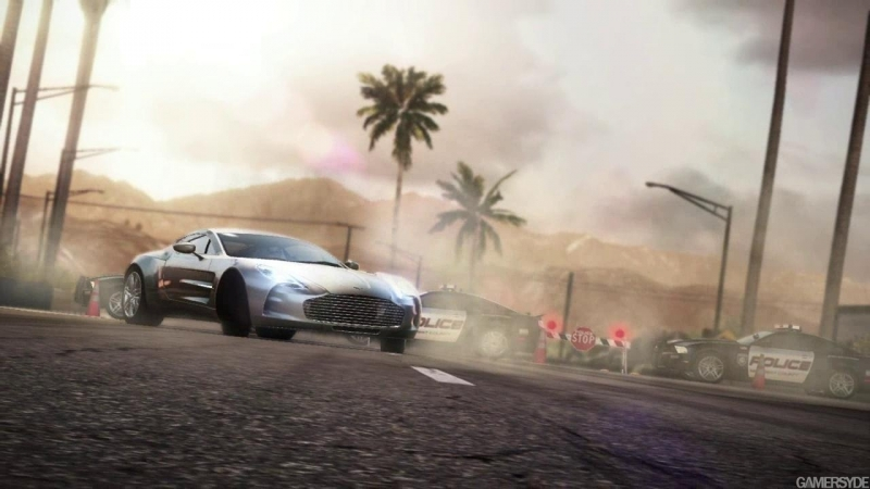 Need for Speed Hot Pursuit - Edge Of The Earth