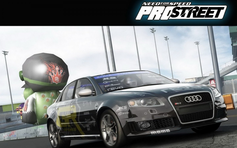 Need For Speed Pro Street - Yelle - A Cause Des Garcons Pro Street Remix