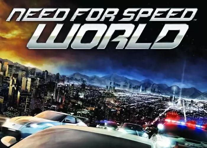 Need for Speed World OST - Race 05