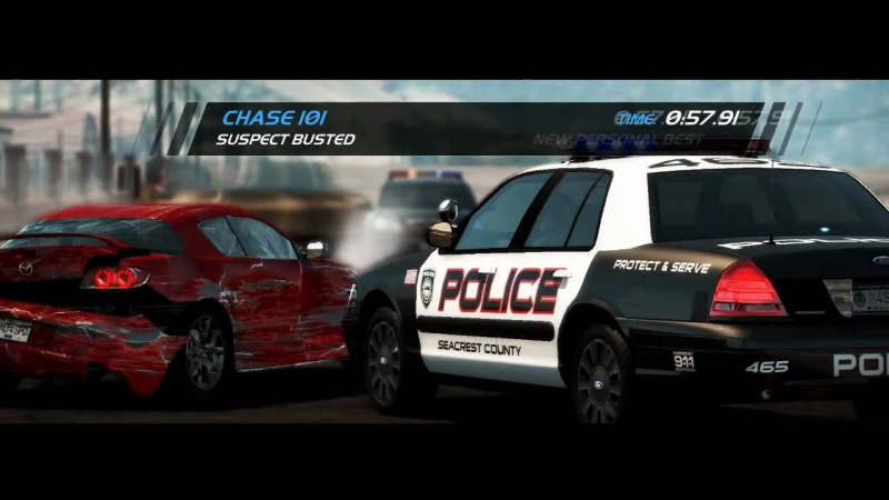 Неизвестен - Need for Speed Hot Pursuit - Police Chase OST 5