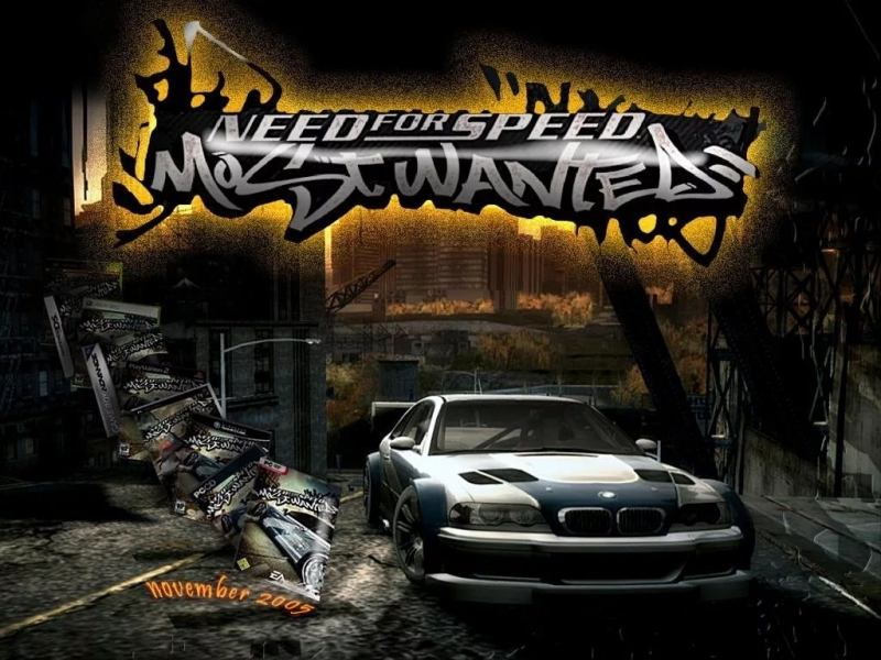 nfs mostwanted - back on a mission