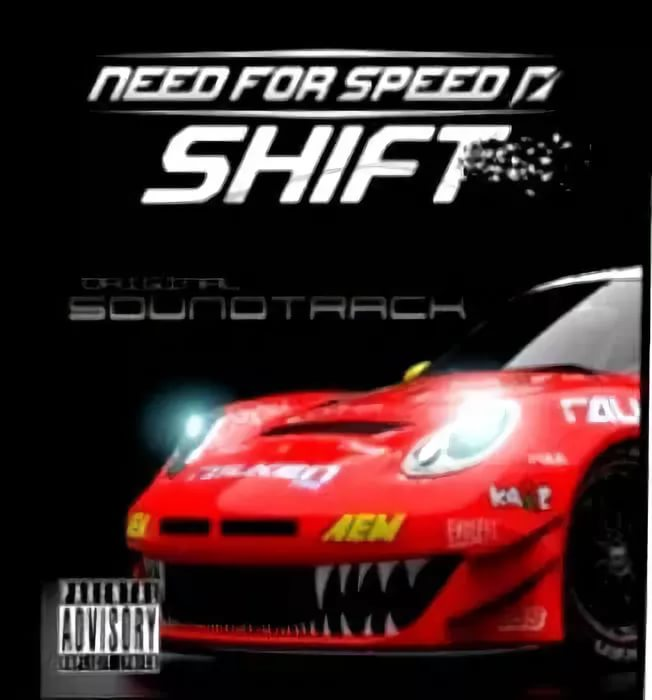 NFS Shift - Original SoundTrack