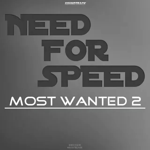 Nikita Tretyak - [PMV] Music NEED FOR SPEED MOST WANTED 2 Soundtrack