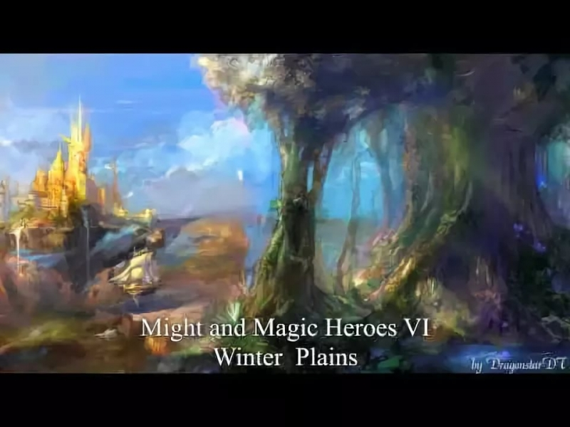 OST Heroes of Might and Magic 5 - Sylvan