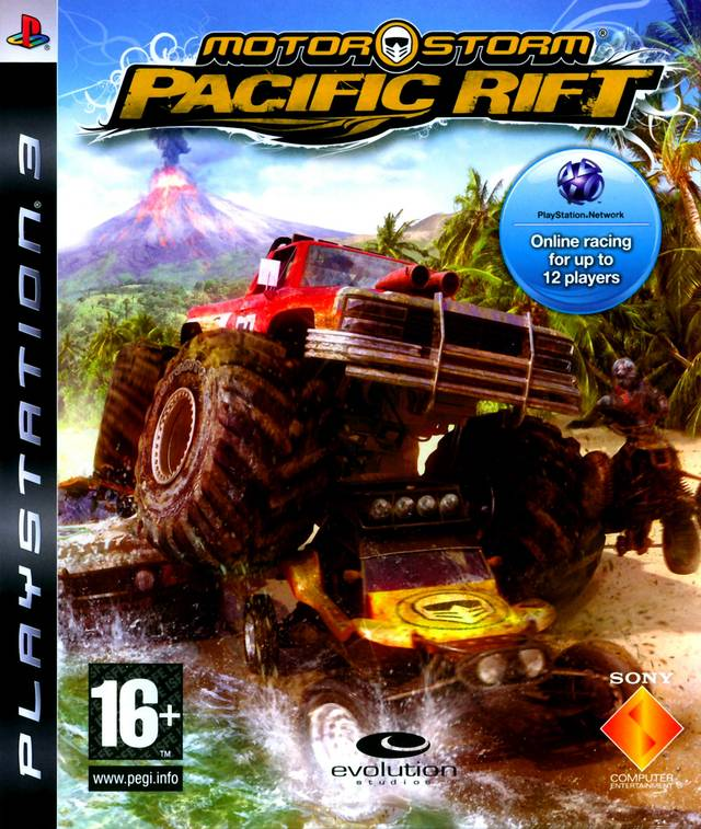 OST MotorStorm - Pacific Rift - Blood On Our Hands