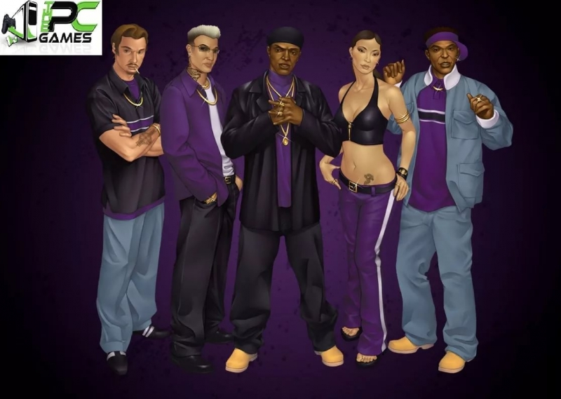 OST Saints Row 3 - Mission Complete 4