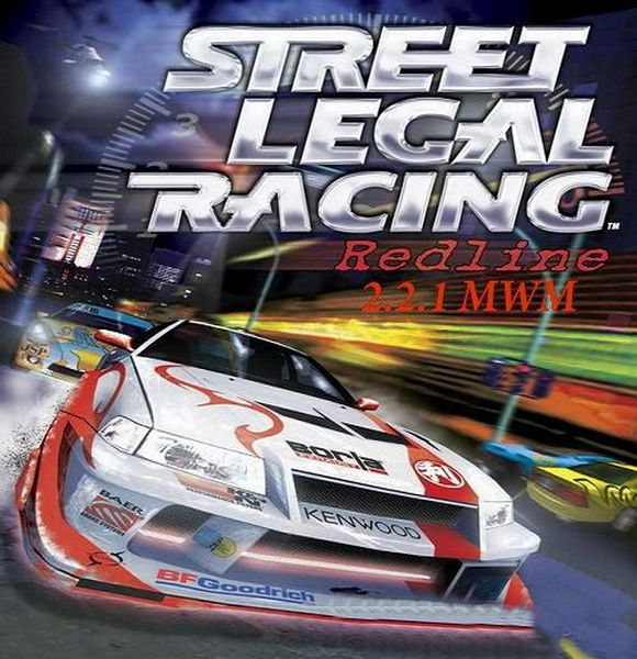 OST Street Legal Racing Redline - The Pump Drone Ready