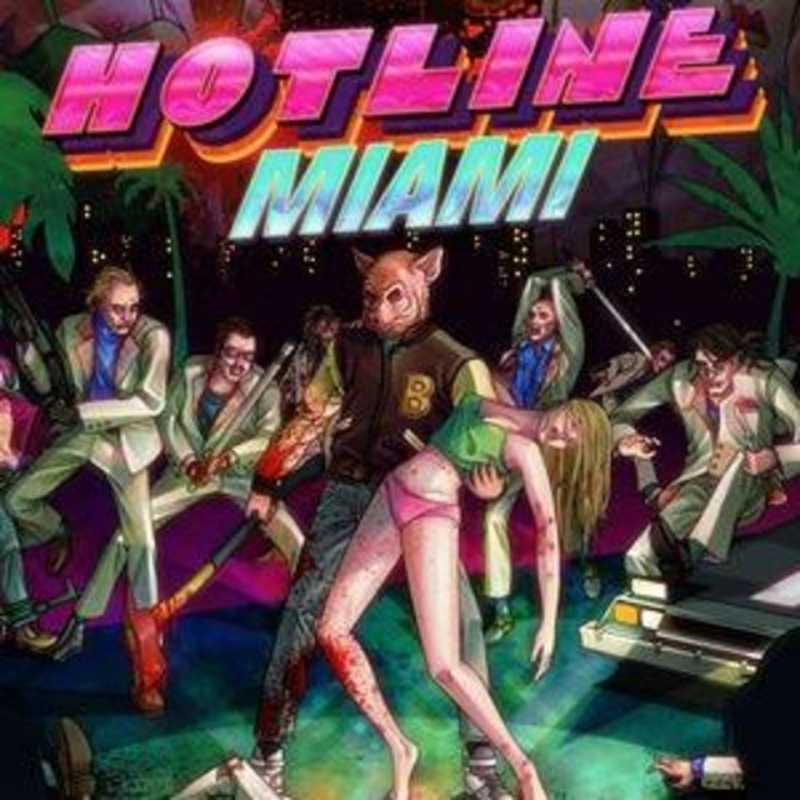 Perturbator - Miami Disco OST Hotline Miami