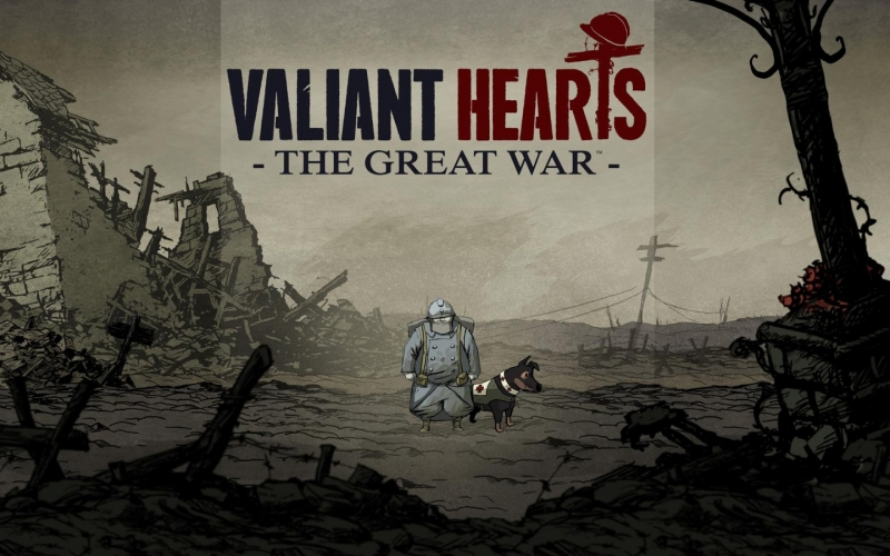 Peter McConnell - Valiant Hearts The Great War