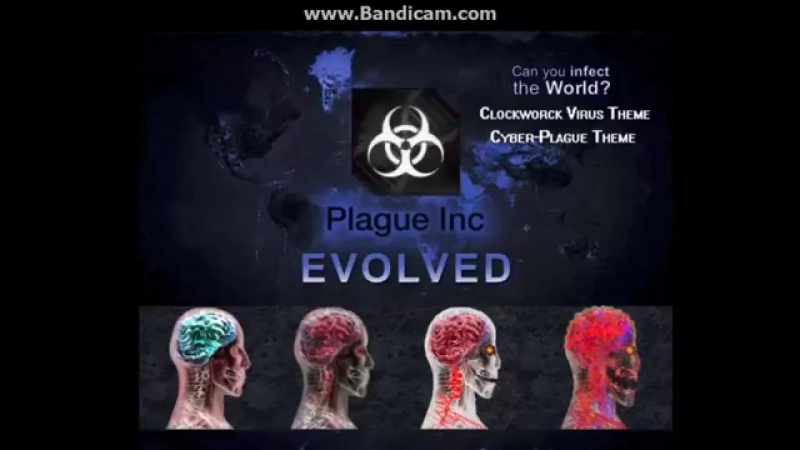 Plague Inc Evolved - Vampire Plague Theme