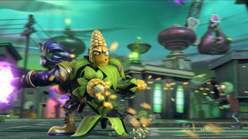 Plants vs. Zombies Garden Warfare 2 - Plant Base Ver. 2 The Scarecrow