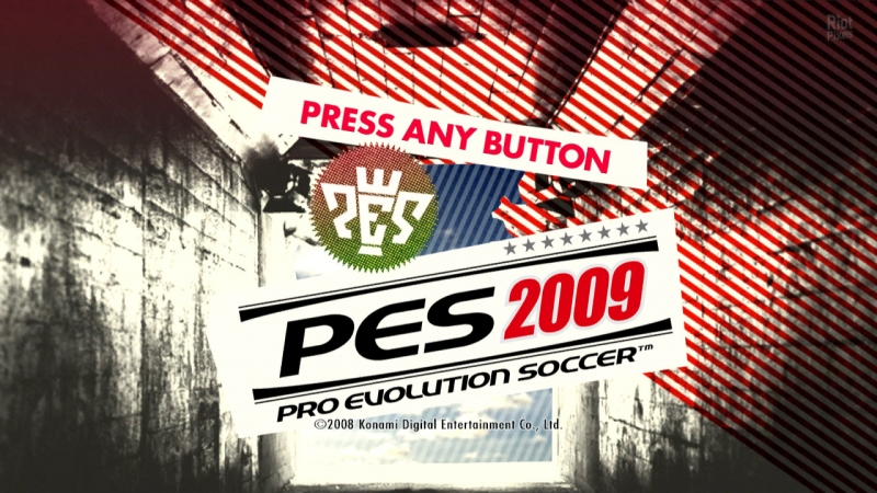 Pro Evolution Soccer 2009 OST - On Time/All Mine