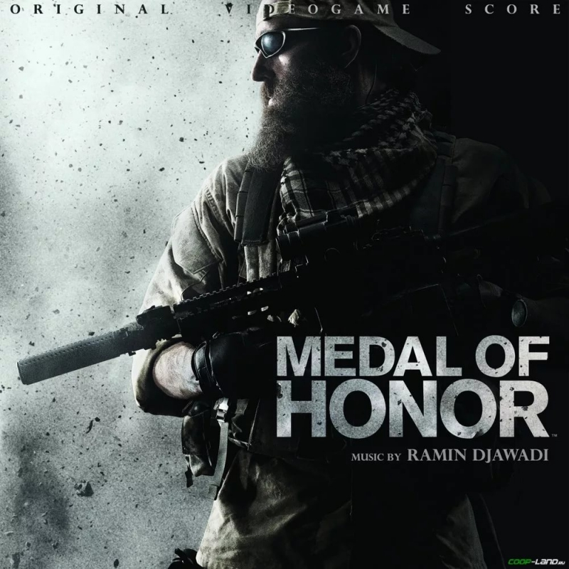 Ramin Djawadi - Taking The Field Medal Of Honor 2010 OST