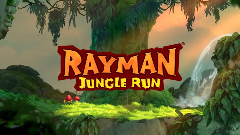 Rayman Jungle Run - Ole