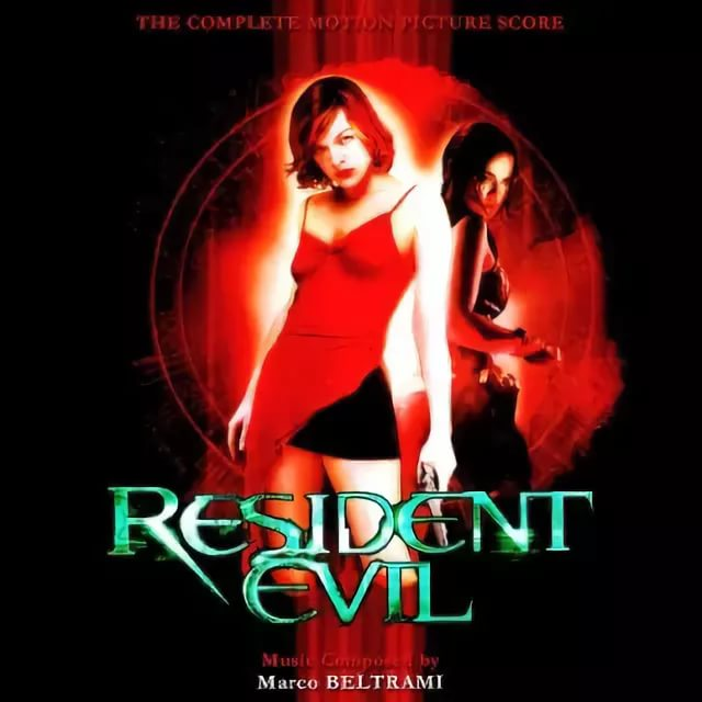 Resident Evil 1 (Movie) Soundtrack - Sister Lisa