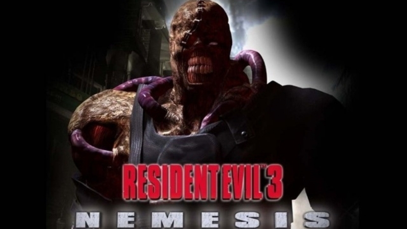 Resident Evil 3 nemesis OST - - Option Screen