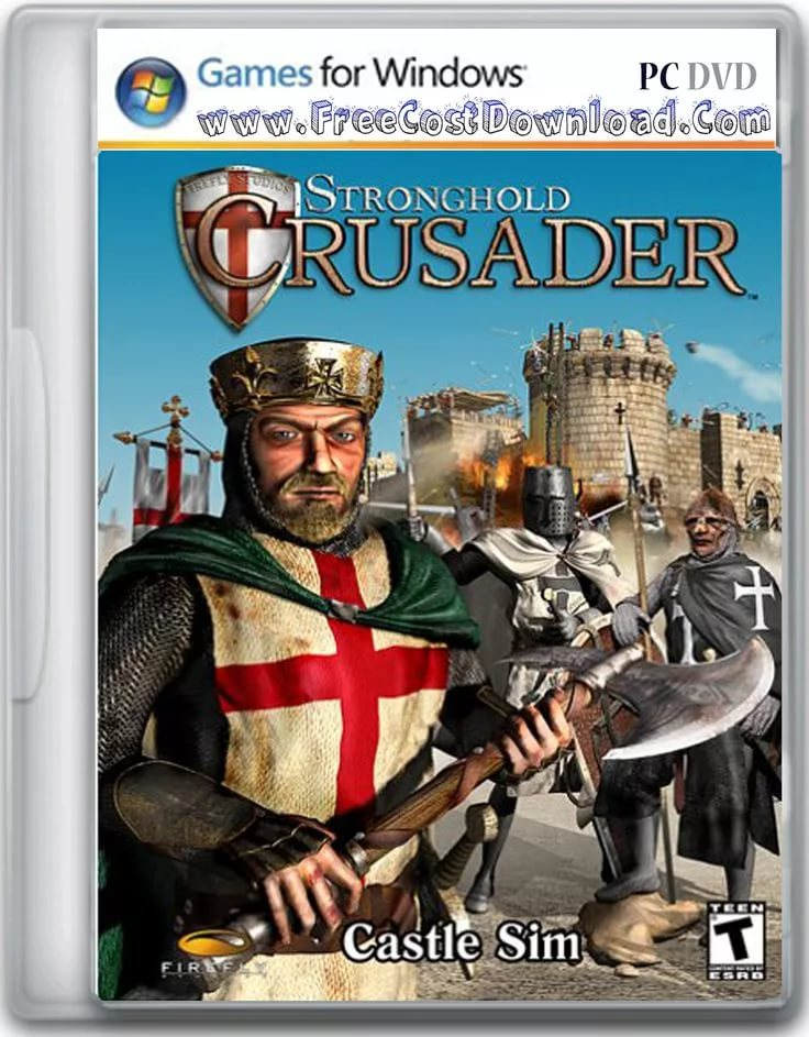 Robert L. Euvino - A Pane In The Glass Stronghold Crusader OST