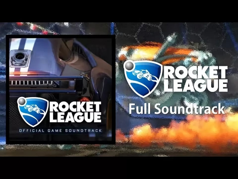 Rocket League - Full Soundtrack