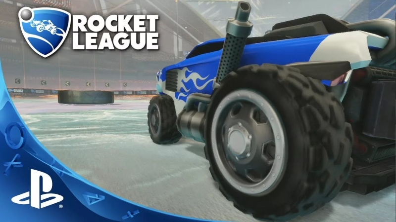 Rocket League - Mix, Match, and Mutate
