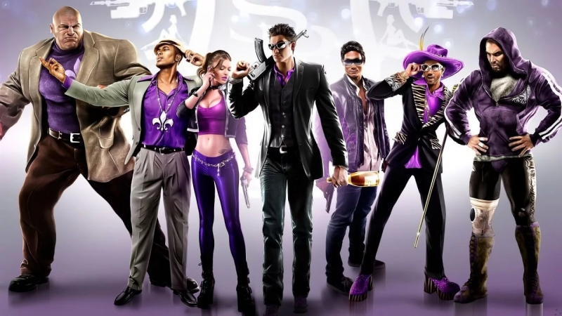 Saints Row 3 - Ambience Media track 05