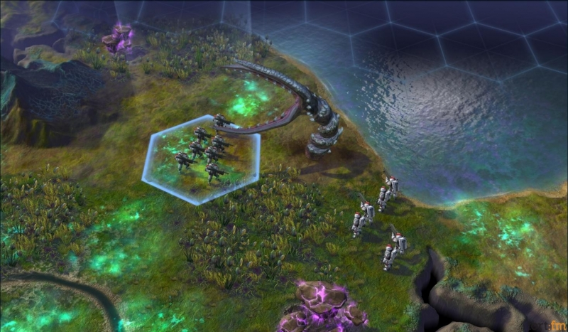 Sid Meyer's Civilization Beyond Earth - Xenomancer