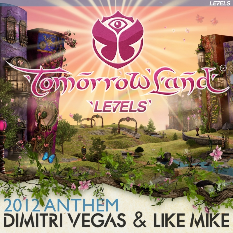 СИМС 3 Dimitri Vegas, Like Mike & The WAV.s - Tomorrow Changed Today Tomorrowland Anthem 2012 [feat. Kelis]