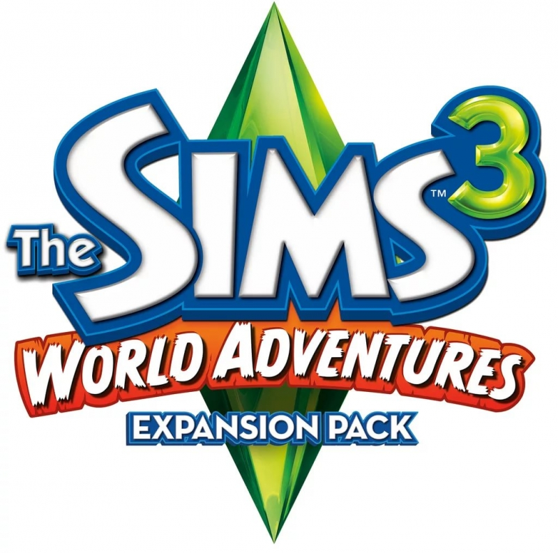 Sims 3 World Adventures OST Egypt - La Piste Du Sud
