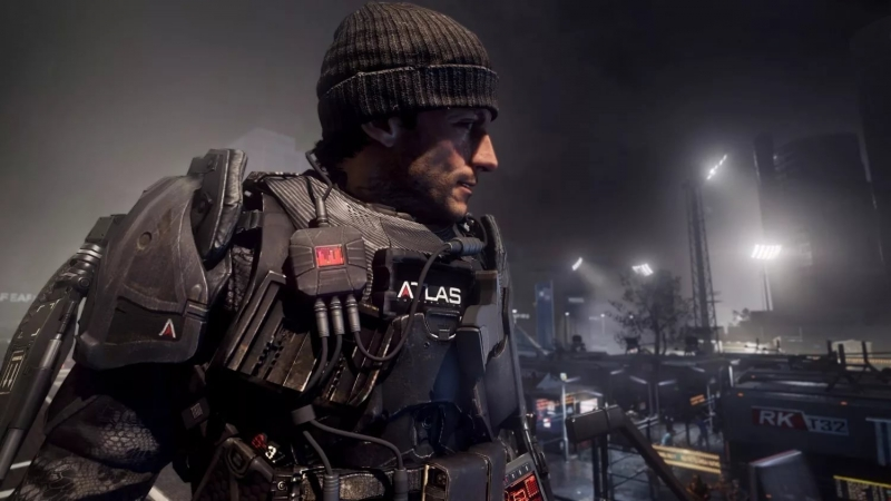 Sledgehammer Games Call of Duty 2014 - Advanced Warfare Trailer