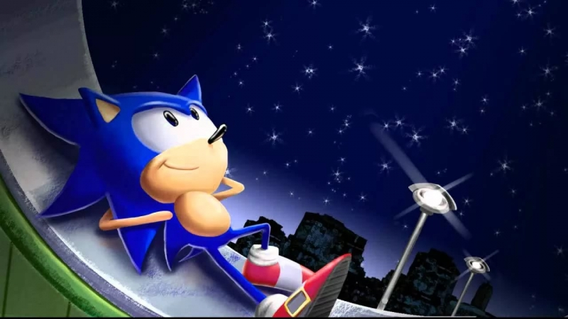 Sonic the Hedgehog - Star Light Zone