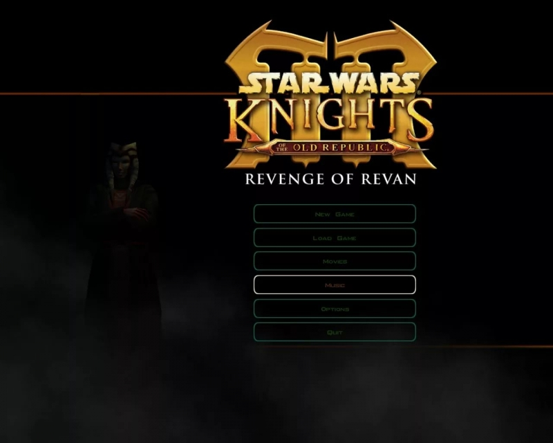 Star Wars - Knights of the Old Republic OST - Main Menu