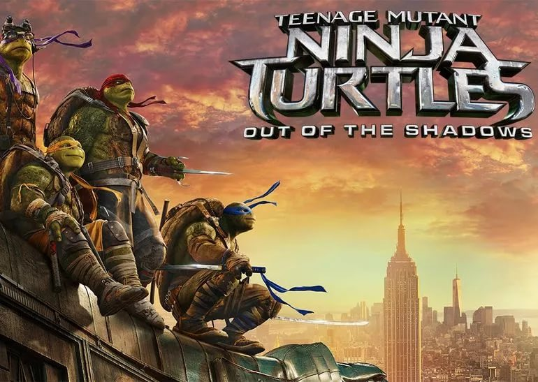 Steve Jablonsky - Foot Clan Chase [Teenage Mutant Ninja Turtles Out of the Shadows OST]