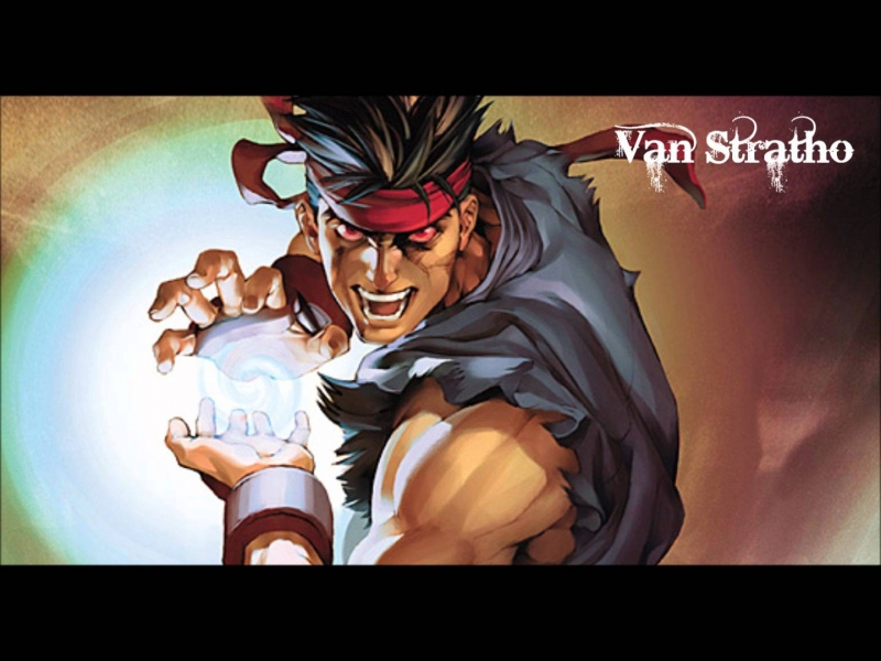 Street Fighter 2 - ruy theme(metal version)