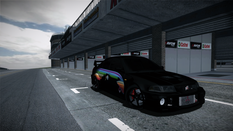 Street Legal Racing Redline (by Jack V3) - Main menu