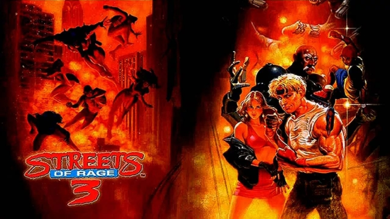 Streets of Rage 3 OST - Moon