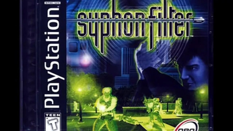 Syphon Filter - Washington Park