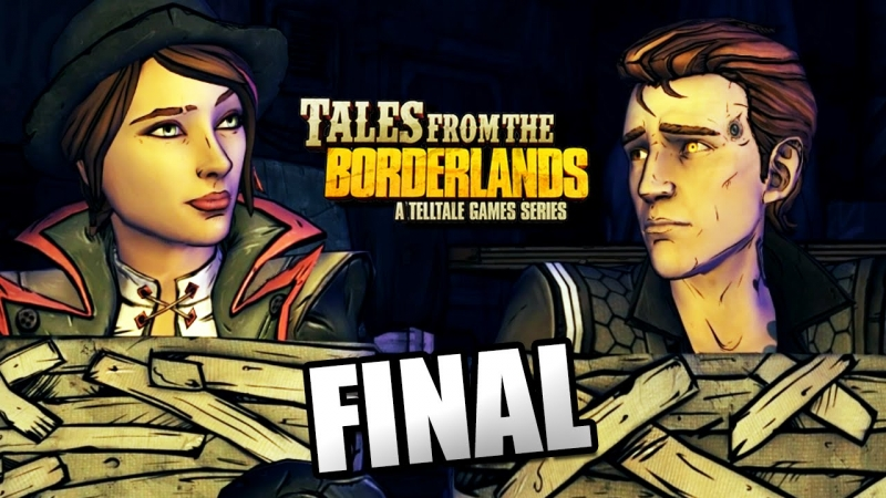 Tales From the Borderlands [EP2] - Gortys Terminal
