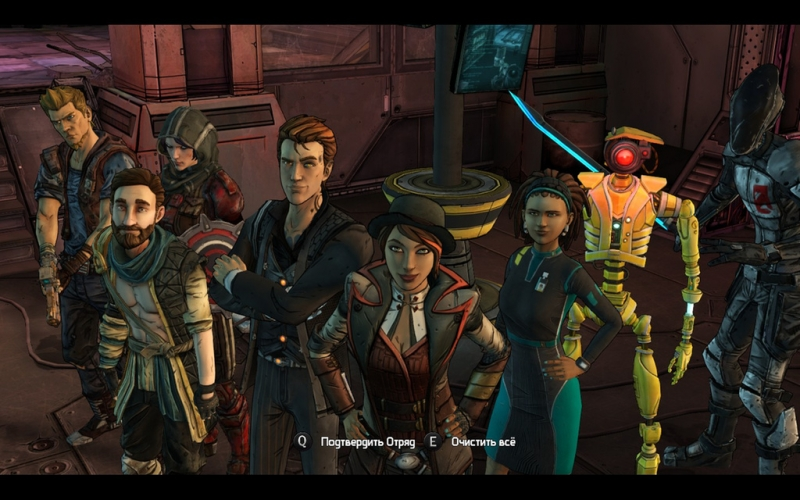 Tales From the Borderlands Episode 5 Soundtrack - Friend