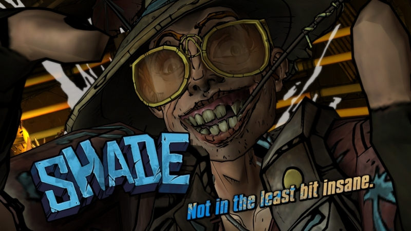 Tales From the Borderlands - World of Curiosities