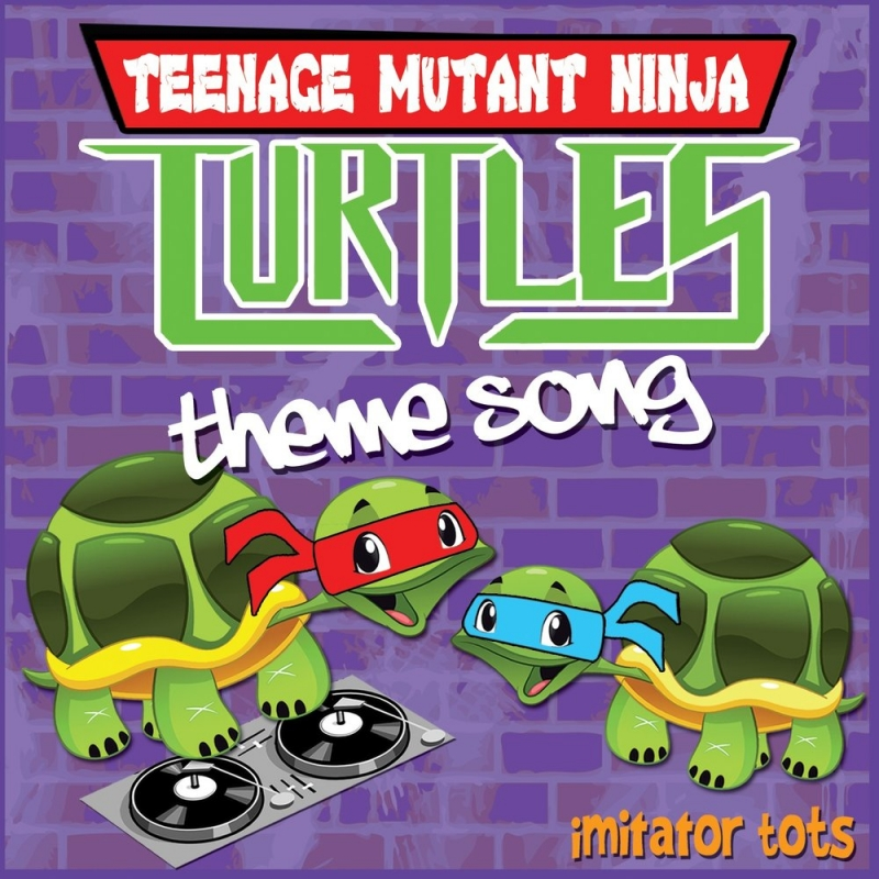 Teenage Mutant Ninja Turtles - End Theme 1987