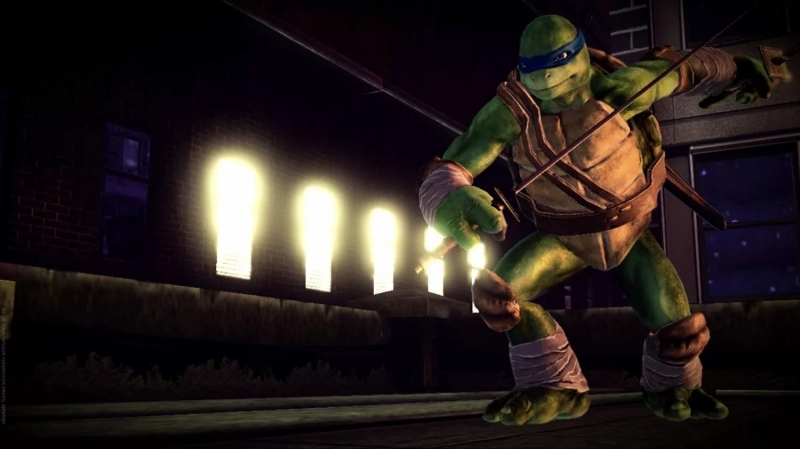 Teenage Mutant Ninja Turtles Out of the Shadows - 5