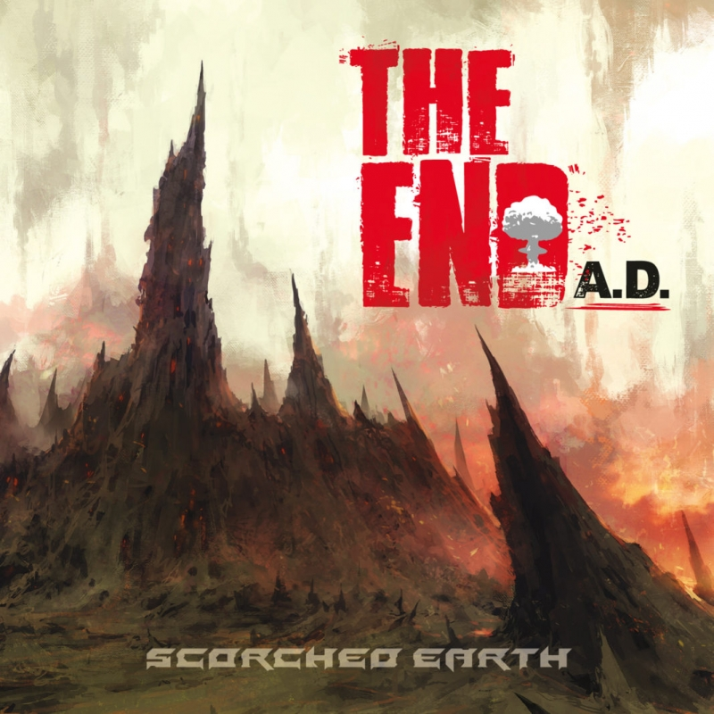 THE END A.D. - Form Destroyer-Killing Floor