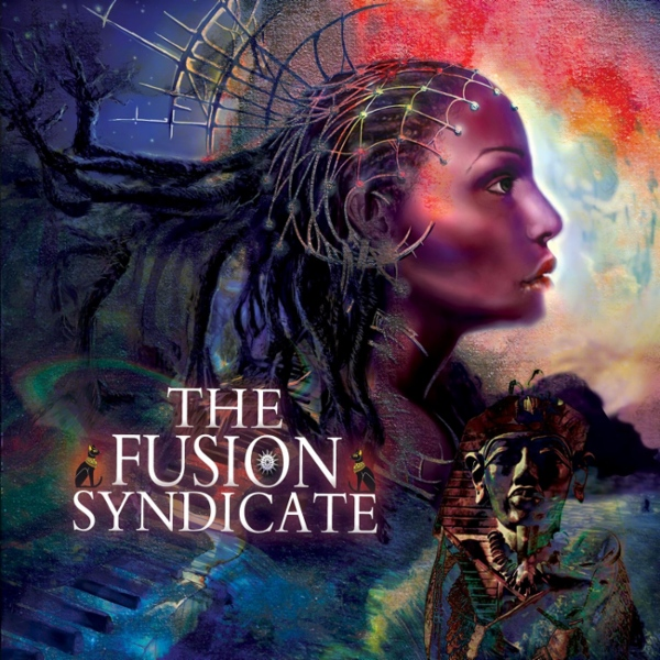 The Fusion Syndicate (UK) - The Fusion Syndicate/2012 - Stone Cold Infusion