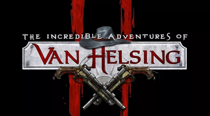 The Incredible Adventures of Van Helsing - Main Theme Slow